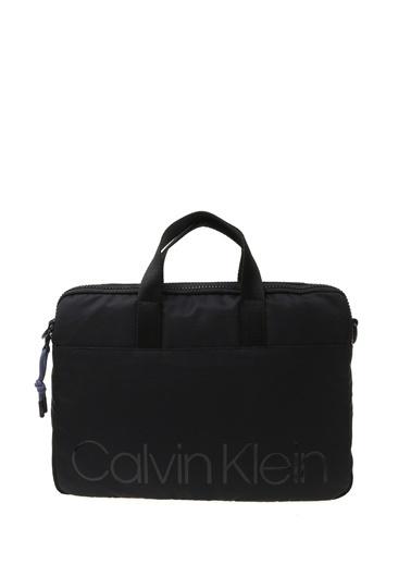 Calvin Klein Laptop /Evrak Çantası Siyah